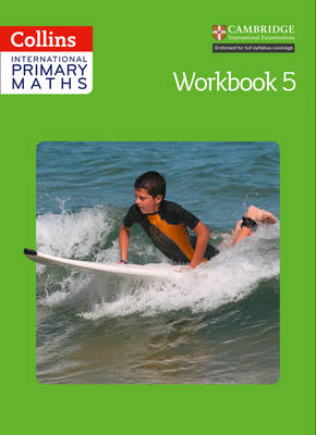 Collins International Primary Maths Workbook 5 by Paul Wrangles, Paul Hodge