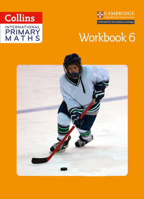 Collins International Primary Maths Workbook by Paul Wrangles, Paul Hodge