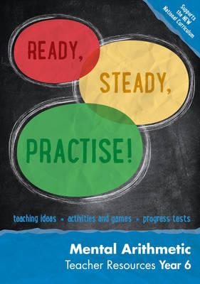 Year 6 Mental Arithmetic Teacher Resources Maths KS2 by Paul Broadbent