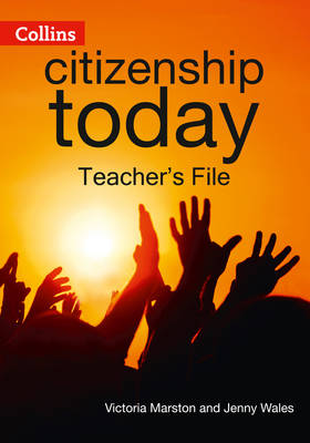 Edexcel GCSE Citizenship Teacher's File 4th Edition by Victoria Marston, Jenny Wales