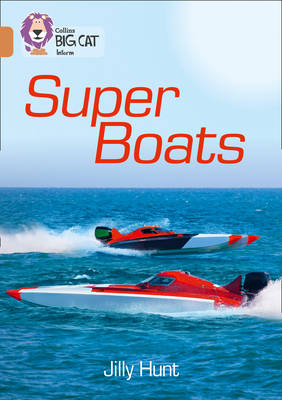 Super Boats Band 12/Copper by Jilly Hunt