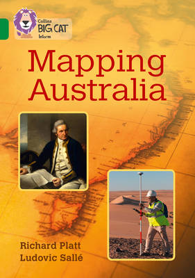 Mapping Australia Band 15/Emerald by Richard Platt