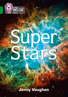 Super Stars: Band 15/Emerald by Jenny Vaughan