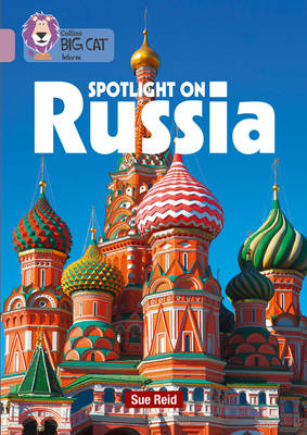 Spotlight on Russia Band 18/Pearl by Sue Reid