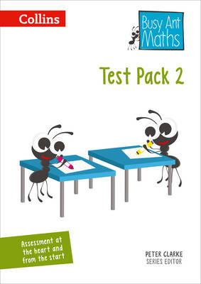 Busy Ant Maths - Test Pack 2 by Steph King, Peter Clarke