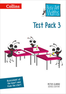 Test Pack 3 by Caroline Fawcus, Peter Clarke