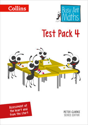 Test Pack 4 by Caroline Fawcus, Peter Clarke