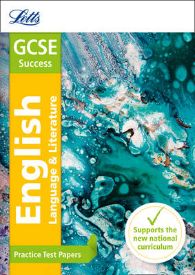 GCSE English Practice Test Papers by Letts GCSE, Paul Burns