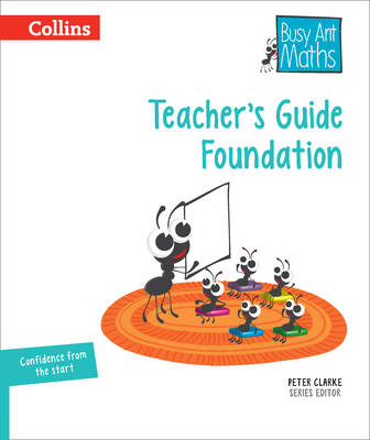 Busy Ant Maths European Edition - Foundation Teacher Guide Euro Pack by Peter Clarke