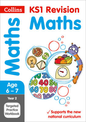 Year 2 Maths SATs Targeted Practice Workbook by Collins KS1