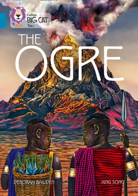 The Ogre: Band 13/Topaz by