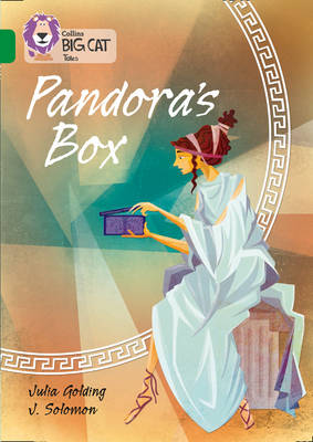 Pandora's Box Band 15/Emerald by Julia Golding