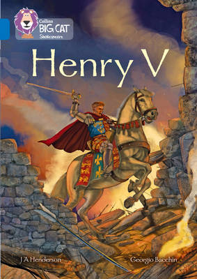 Henry V Band 16/Sapphire by J. A. Henderson