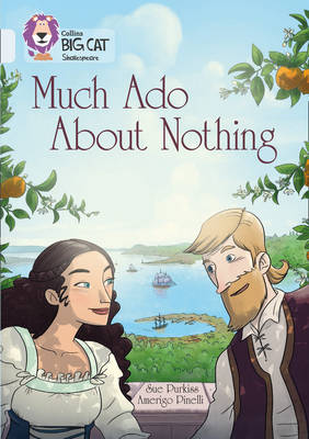 Much Ado About Nothing Band 17/Diamond by Sue Purkis