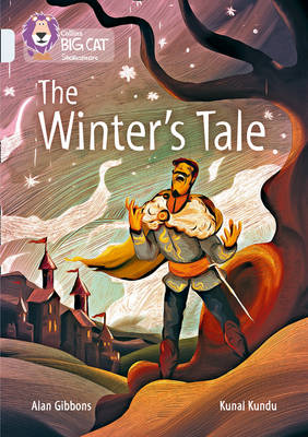 The Winter's Tale Band 17/Diamond by Alan Gibbons
