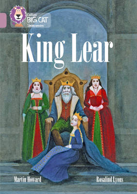 King Lear Band 18/Pearl by Martin Howard