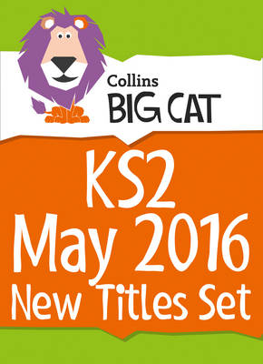 Key Stage 2 May 2016 New Titles Set by