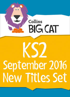 Key Stage 2 September 2016 New Titles Set by