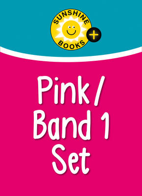 Pink Set Levels 1-2/Pink/Band 1 by