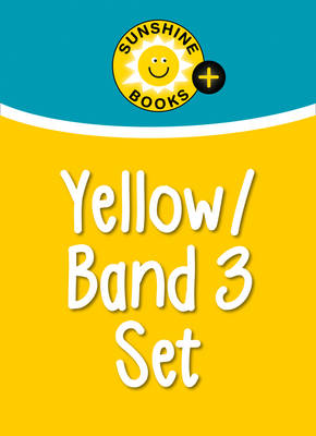 Yellow Set Levels 6-8/Yellow/Band 3 by