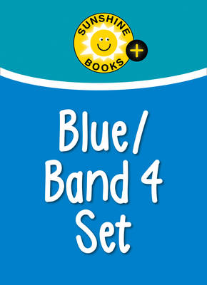 Blue Set: Levels 9-11/Blue/Band 4 by