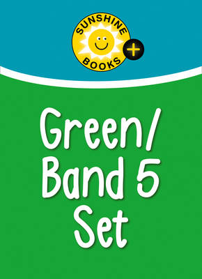 Green Set Levels 12-14/Green/Band 5 by