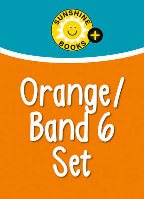 Orange Set Levels 15-16/Orange/Band 6 by