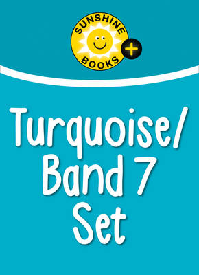 Turquoise Set Levels 17-18/Turquoise/Band 7 by
