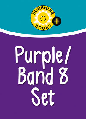 Purple Set Levels 19-20/Purple/Band 8 by