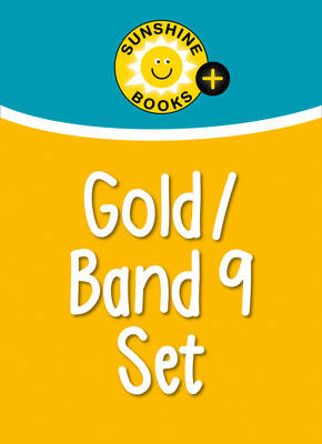 Gold Set Levels 21-22/Gold/Band 9 by