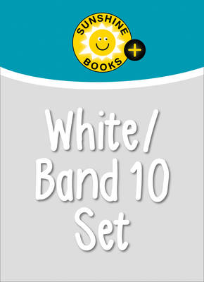 White Set Levels 23-24/White/Band 10 by