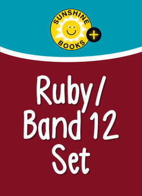 Ruby Set Level 27-28/Ruby/Band 12 by