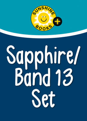 Sapphire Set Level 29-30/Sapphire/Band 13 by