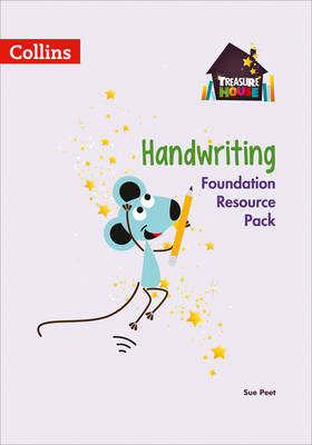Handwriting Foundation Resource Pack by Sue Peet