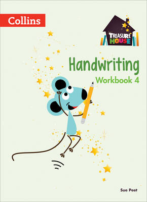 Handwriting Workbook 4 by