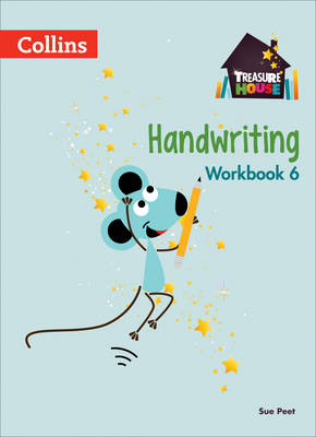 Handwriting Workbook 6 by