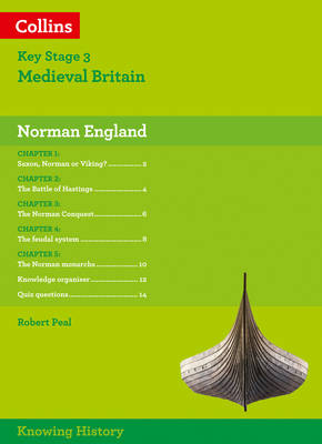 KS3 History Norman England by Robert Peal