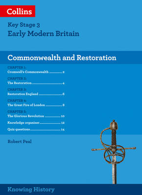 KS3 History Commonwealth and Restoration by Robert Peal