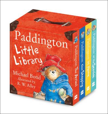 Paddington Little Library by Michael Bond