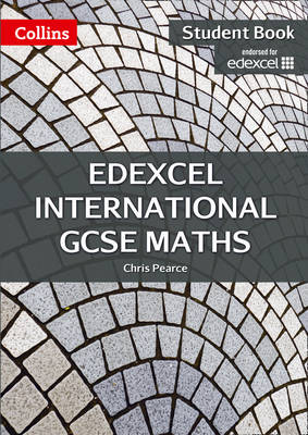 Edexcel International GCSE Maths Student Book by Chris Pearce
