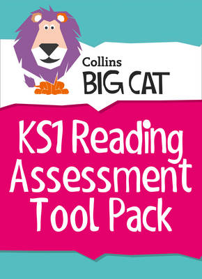 KS1 Reading Assessment Tool Pack by Collins Big Cat