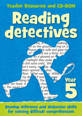 Year 5 Reading Detectives Teacher Resources by Keen Kite Books