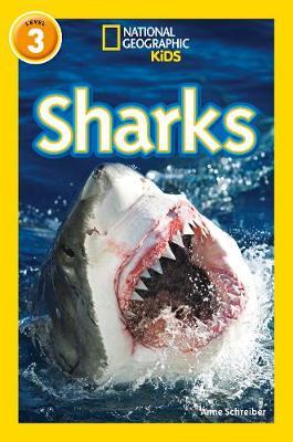 Sharks by Anne Schreiber