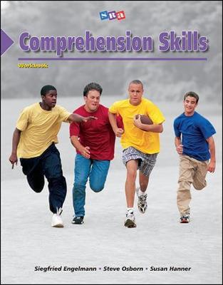 Corrective Reading Comprehension Level B1, Student Workbook by McGraw-Hill Education, Siegfried Engelmann