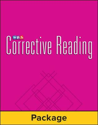Corrective Reading Decoding Level B2, Student Workbook by McGraw-Hill Education, Siegfried Engelmann