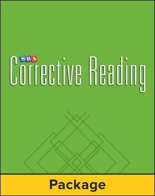 Corrective Reading Decoding Level C, Student Workbook by McGraw-Hill Education, Siegfried Engelmann