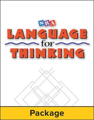 Language for Thinking - Workbook by McGraw-Hill Education, Siegfried Engelmann