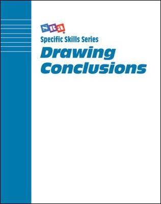 Specific Skill Series, Conclusions Book H by Richard Boning