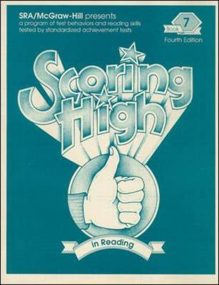Scoring High in Reading Grade 7 by McGraw-Hill Education