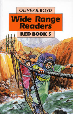 Wide Range Red Starter Book by Phyllis Flowerdew, Fred J. Schonell